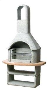 Buschbeck Barbecue au charbon de bois Cortina gris béton