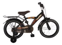 Volare kinderfiets Thombike zwart 16' (95% afmontage)