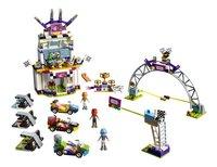 LEGO Friends 41352 De grote racedag-Vooraanzicht