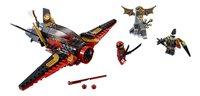 LEGO Ninjago 70650 La poursuite dans les airs-Avant