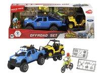 Dickie Toys 4x4 Ford Offroad Set-Artikeldetail