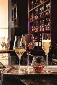 Luigi Bormioli 6 verres à vin blanc Supremo 35 cl-Image 2