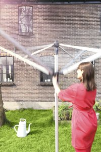 Brabantia séchoir-parapluie Advance 60 m-Image 1