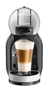 Krups Machine à espresso Dolce Gusto Mini Me KP123B10 gris/noir avec 12 boîtes de capsules Dolce Gusto-Avant