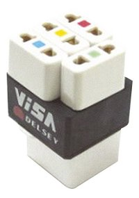 Delsey Visa universele adapter