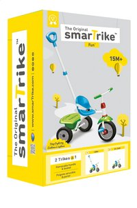 smarTrike tricycle New Fun bleu/vert-Avant