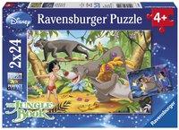 Ravensburger puzzel 2-in-1 Mowgli's vrienden