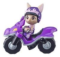Playskool Top Wing Moto Hors Route de Betty Bat-commercieel beeld