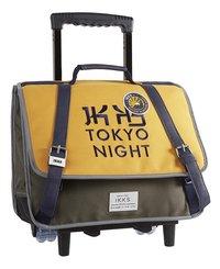 4fc902050c6c IKKS cartable à roulettes Tokyo Citrus 38 cm