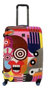 Saxoline Harde reistrolley Fauvism 80's chic Spinner 77 cm-Artikeldetail