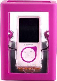 Lenco mp4-speler Xemio-657 4 GB roze-Vooraanzicht
