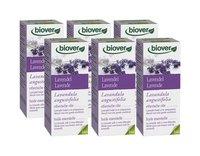 Biover Etherische olie 10 ml lavendel - 6 stuks-commercieel beeld