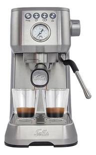 Solis Espressomachine Barista Perfetta Plus 980.07 type 1170 zilver-Artikeldetail