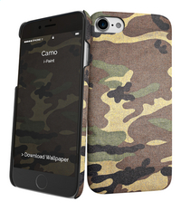 i-Paint cover voor iPhone 7 camouflage