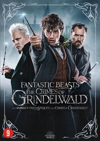 Dvd Fantastic Beasts The Crimes of Grindelwald + kaarten-Vooraanzicht