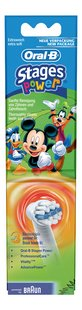 Oral-B 3 brossettes de rechange Stage Power Disney Mickey