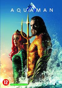 Dvd Aquaman-Vooraanzicht