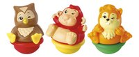 VTech ZoomiZooz Trio Animaux assortis - singe, écureuil et hibou-commercieel beeld