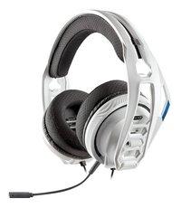 Plantronics casque-micro PS4 RIG 400HS blanc-Avant
