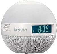 Lenco radio-réveil Wellness CRW-1-Côté droit