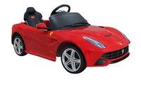 Elektrische auto Ferrari F12 Berlinetta-Vooraanzicht