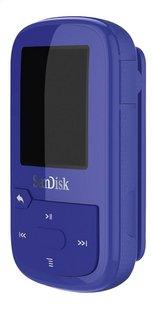 SanDisk mp3-speler Clip Sport Plus 16 GB blauw-Rechterzijde