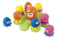 Tomy badspeeltje Octopusfamilie-Vooraanzicht