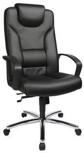 Topstar fauteuil de bureau ComfPoint 50 chrome-Détail de l'article