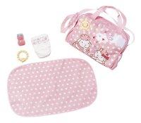 Baby Annabell verzorgingstas met accessoires-Vooraanzicht