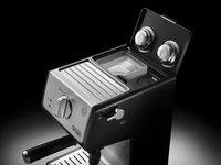 De'Longhi Machine à espresso ECP35.31 noir/gris argenté-Détail de l'article
