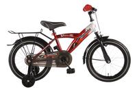 Volare vélo pour enfants Thombike rouge/argenté 16/ (monté à 95 %)-Côté gauche