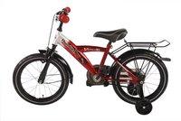 Volare vélo pour enfants Thombike rouge/argenté 16/ (monté à 95 %)-Côté droit