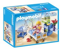 Playmobil City Life 6660 Chambre de maternité