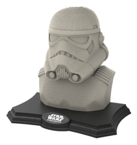 Educa Borras 3D-puzzel Disney Star Wars Stormtrooper-Vooraanzicht