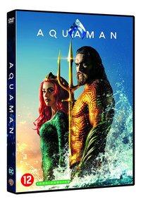 Dvd Aquaman-Linkerzijde