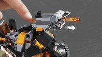 LEGO Ninjago 70654 Le véhicule de combat Dieselnaut-Image 1