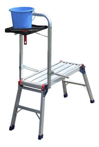 Altrex Plooiladder met platform HandyHorse aluminium