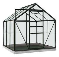 ACD Serre Intro Grow Daisy 3.8 m² zwart-Vooraanzicht