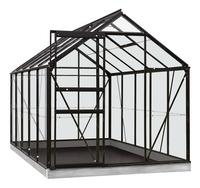 ACD Serre Intro Grow Lily 6.2 m² noir