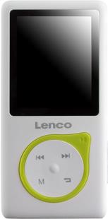 Lenco mp4-speler Xemio-657 4 GB groen-Vooraanzicht