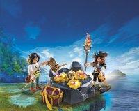 Playmobil Pirates 6683 Koninklijke schatkist-Afbeelding 1