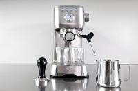Solis Espressomachine Barista Perfetta Plus 980.07 type 1170 zilver-Afbeelding 1