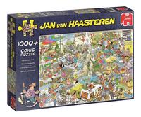 Jumbo puzzel Jan Van Haasteren De vakantiebeurs