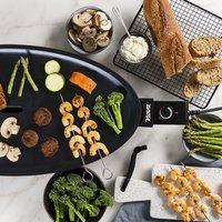 Nova Teppanyaki Table Chef Elipse-Afbeelding 4