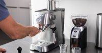 Solis Espressomachine Barista Perfetta Plus 980.07 type 1170 zilver-Afbeelding 4