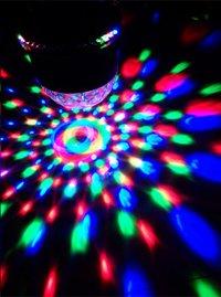 ibiza led lichteffect 2-in-1 ufo/astro-Afbeelding 2