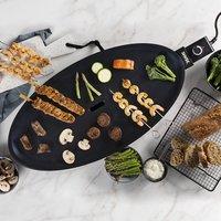 Nova Teppanyaki Table Chef Elipse-Afbeelding 5