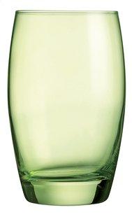 Arcoroc 6 waterglazen Salto 35 cl groen