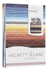 Heckett & Lane Housse de couette Serape multi flanelle 140 x 220 cm-Côté gauche
