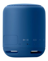 Sony haut-parleur Bluetooth SRS-XB10 bleu